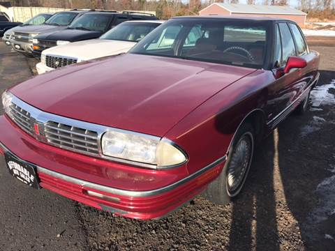 1995 Oldsmobile Ninety-Eight for sale in Webster, WI