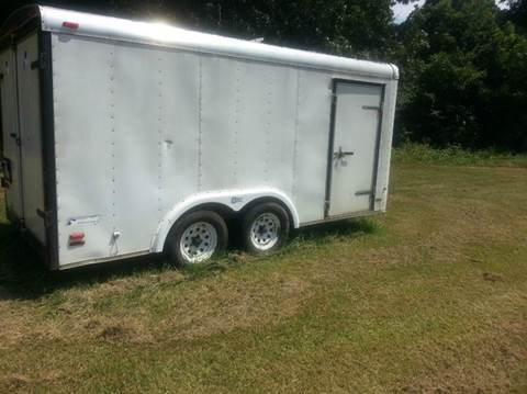 1997 Pace TRAILER