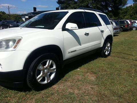2007 GMC Acadia for sale in Graham, NC