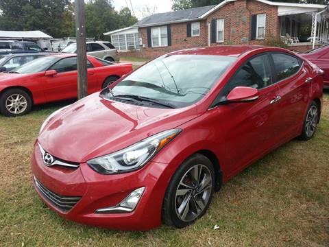 2014 Hyundai Elantra for sale in Graham, NC