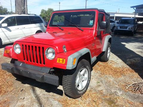 2006 Jeep Wrangler for sale in Graham, NC