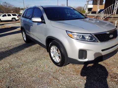 2014 Kia Sorento LX for sale at Ray Moore Auto Sales in Graham NC