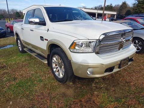 2014 RAM Ram Pickup 1500 Laramie for sale at Ray Moore Auto Sales in Graham NC