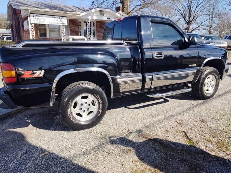 2000 Chevrolet Silverado 1500 LS (image 3)