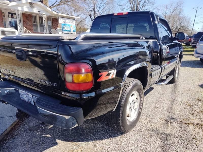 2000 Chevrolet Silverado 1500 LS (image 4)