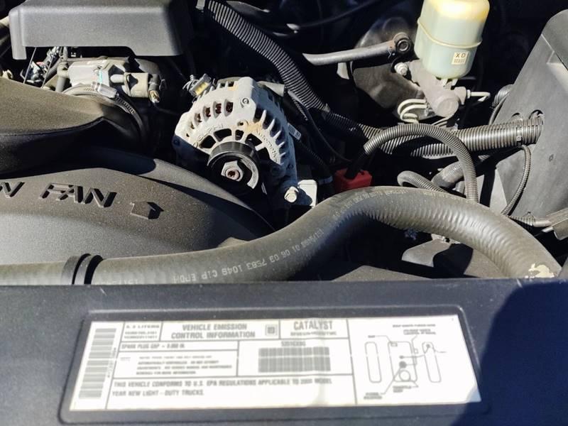 2000 Chevrolet Silverado 1500 LS (image 7)