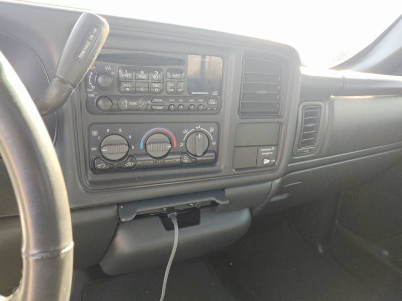 2000 Chevrolet Silverado 1500 LS (image 13)