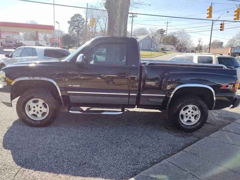 2000 Chevrolet Silverado 1500 LS (image 20)