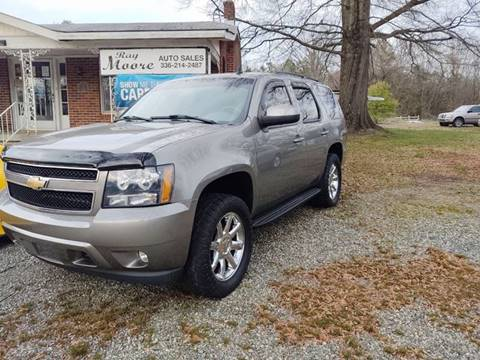 2007 Chevrolet Tahoe LT for sale at Ray Moore Auto Sales in Graham NC