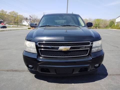 2011 Chevrolet Suburban LT 1500 for sale at Ray Moore Auto Sales in Graham NC