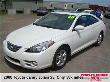 2008 Toyota Camry Solara for sale in Central Square, NY