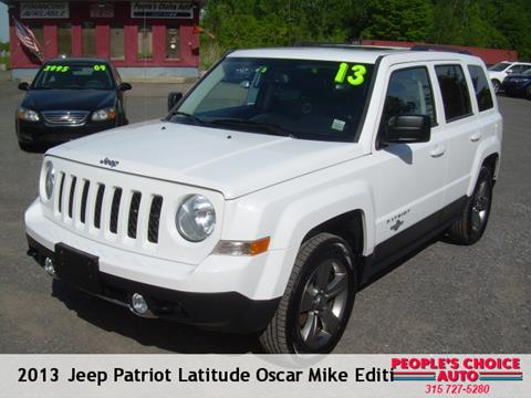 2013 Jeep Patriot for sale in Central Square, NY
