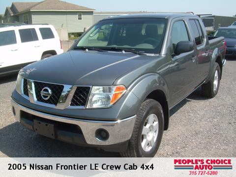 2005 Nissan Frontier for sale in Central Square, NY