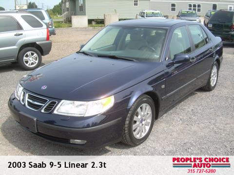 2003 Saab 9-5 for sale in Central Square NY
