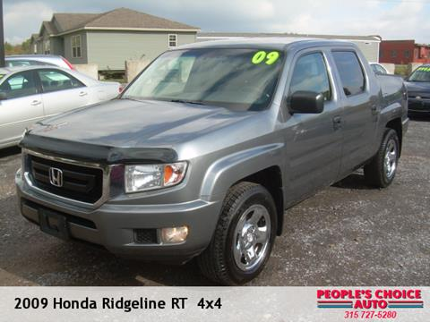 2009 Honda Ridgeline for sale in Central Square, NY