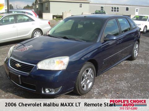 2006 Chevrolet Malibu Maxx for sale in Central Square, NY