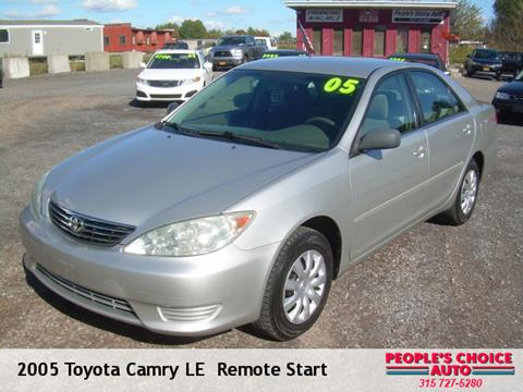 2005 Toyota Camry for sale in Central Square, NY