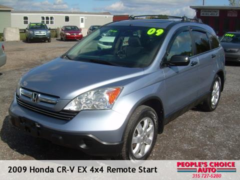 2009 Honda CR-V for sale in Central Square, NY