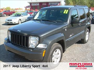 2011 Jeep Liberty for sale in Central Square, NY