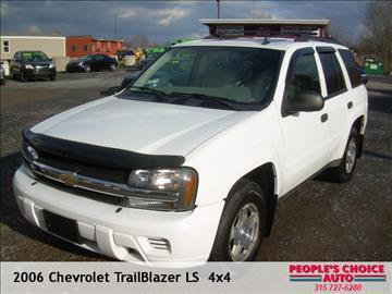 2006 Chevrolet TrailBlazer for sale in Central Square, NY