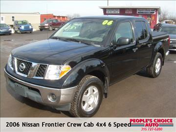 2006 Nissan Frontier for sale in Central Square, NY
