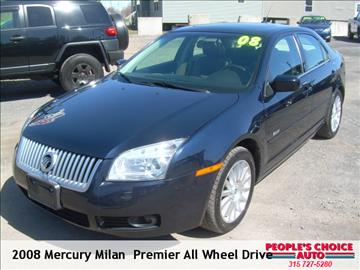 2008 Mercury Milan for sale in Central Square, NY