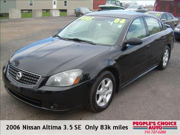 2006 Nissan Altima for sale in Central Square, NY