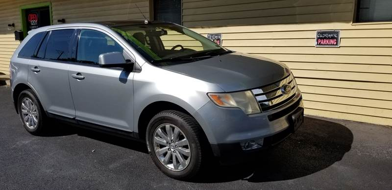 Ford Edge Awd Sel Plus Dr Crossover Harrisburg Pa