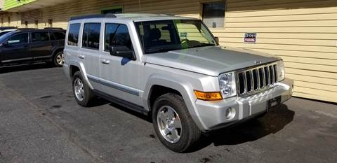 2010 Jeep Commander for sale in Harrisburg, PA