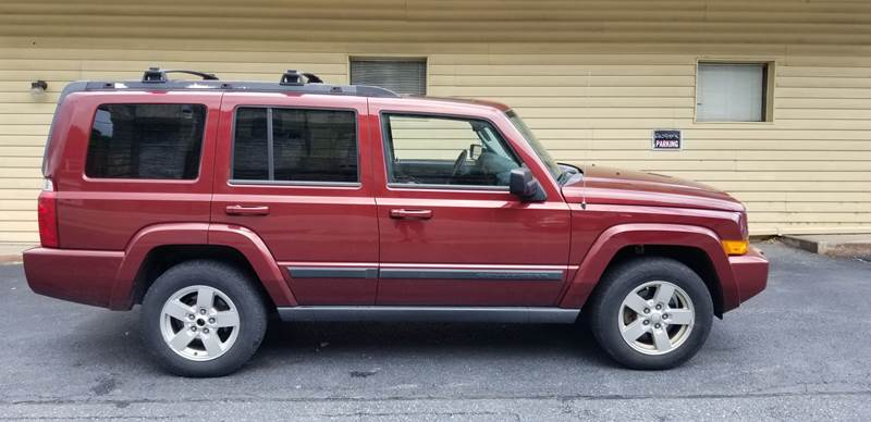 2007 Jeep Commander Sport 4dr Suv 4wd In Harrisburg Pa Cars Trend Llc