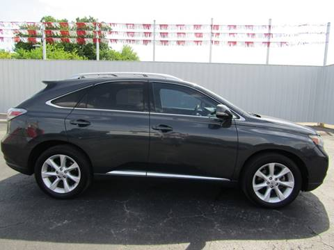 2010 Lexus RX 350 for sale in South Houston, TX