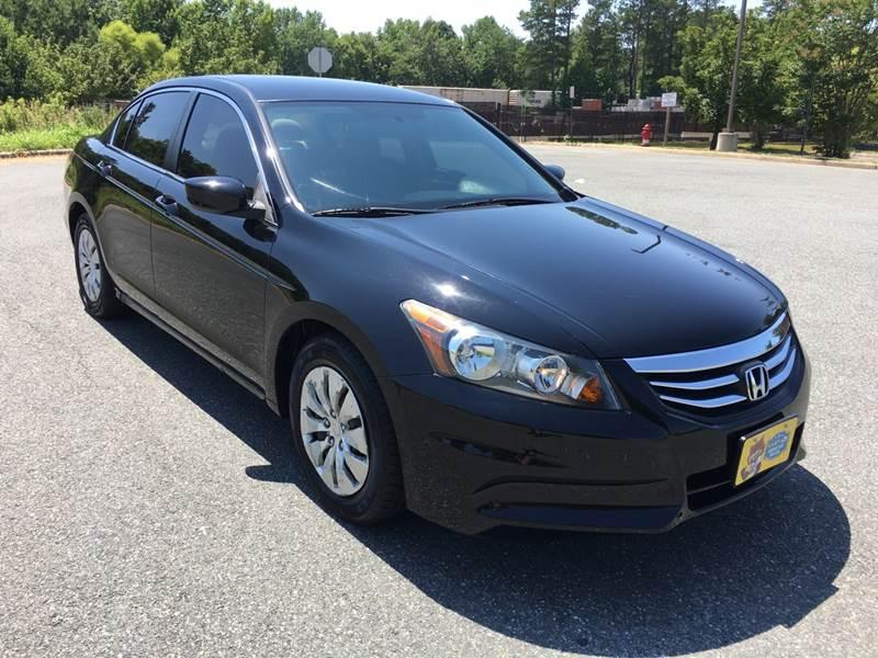 2012 Honda Accord For Sale At Keystone Cars Inc In Fredericksburg VA