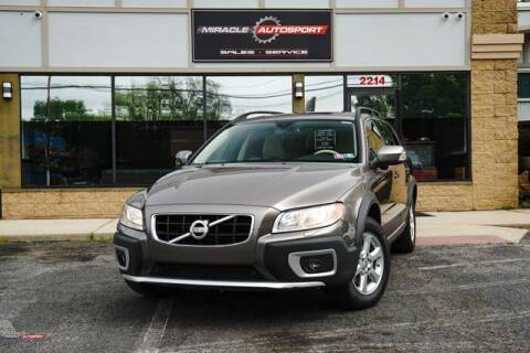 2010 Volvo XC70 3.2 for sale at Miracle Autosport in Mecerville NJ