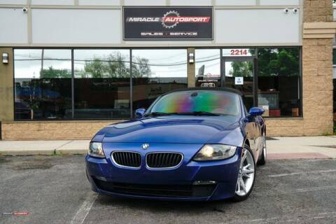 2008 BMW Z4 3.0i for sale at Miracle Autosport in Mecerville NJ