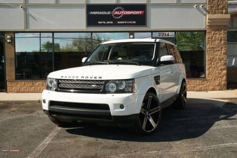 2012 Land Rover Range Rover Sport for sale at Miracle Autosport in Mecerville NJ