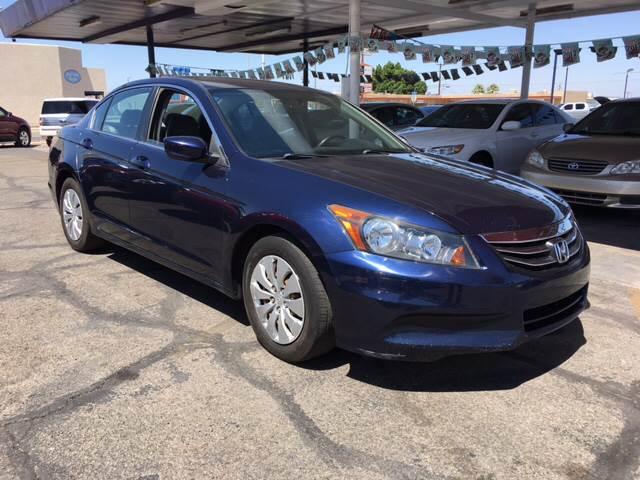 2012 Honda Accord LX 4dr Sedan 5A - Yuma AZ