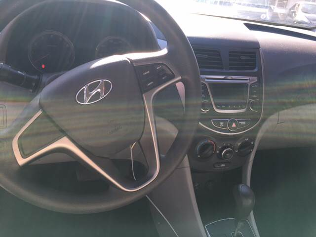 2016 Hyundai Accent SE 4dr Hatchback 6A - Yuma AZ