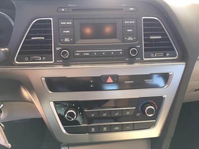 2016 Hyundai Sonata SE 4dr Sedan - Yuma AZ