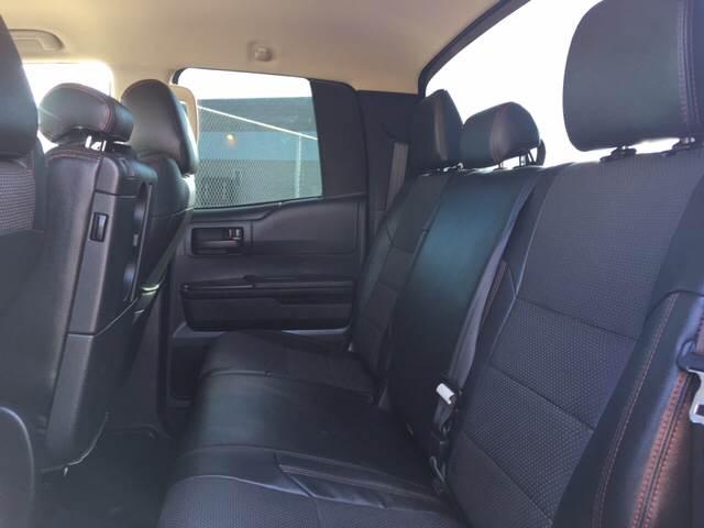 2014 Toyota Tundra 4x2 SR 4dr Double Cab Pickup SB (4.6L V8) - Yuma AZ