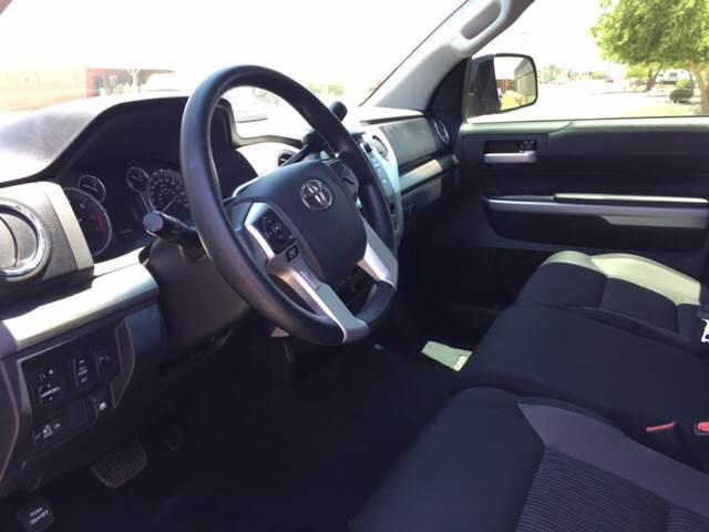2017 Toyota Tundra 4x4 TRD Pro 4dr CrewMax Cab Pickup SB (5.7L V8 FFV) - Yuma AZ