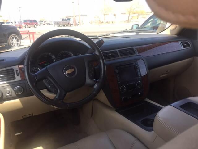 2008 Chevrolet Tahoe 4x4 Hybrid 4dr SUV - Yuma AZ