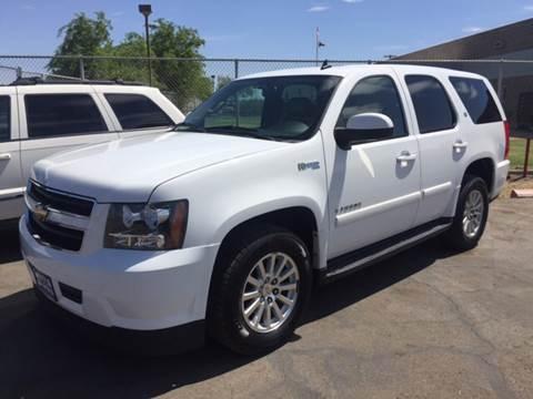 2008 Chevrolet Tahoe for sale in Yuma, AZ
