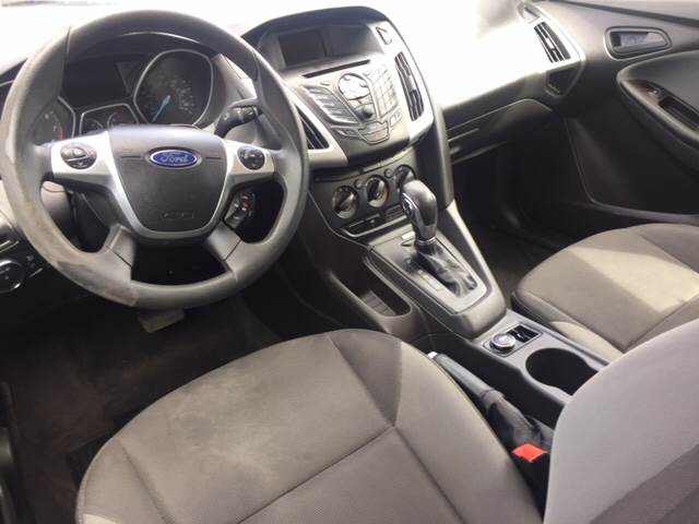 2013 Ford Focus S 4dr Sedan - Yuma AZ