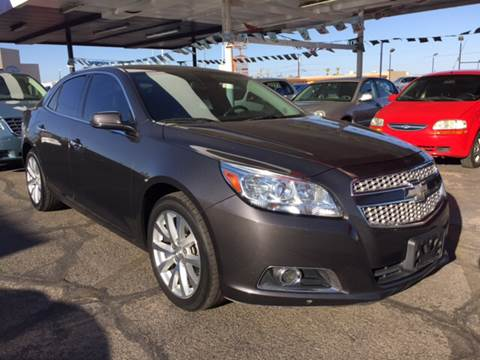 2013 Chevrolet Malibu for sale in Yuma, AZ