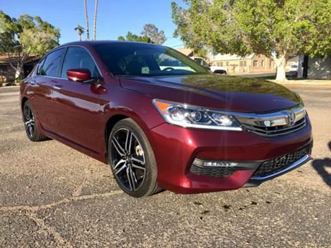 2017 Honda Accord for sale in Yuma, AZ