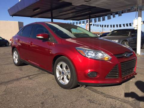 2014 Ford Focus for sale in Yuma, AZ