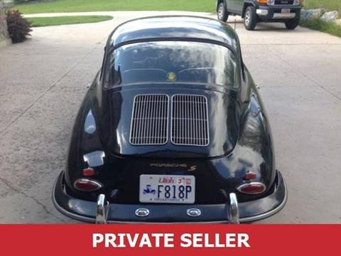 1963 Porsche 356 Speedster for sale in Yuma, AZ