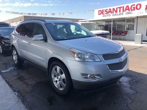 2012 Chevrolet Traverse for sale in Yuma, AZ