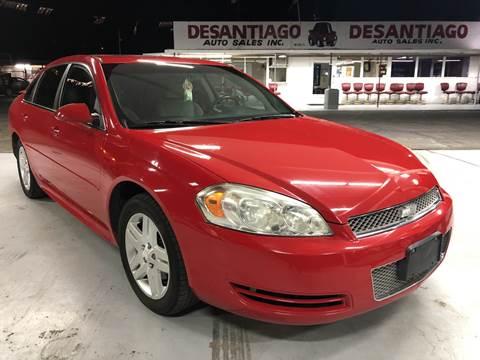 2013 Chevrolet Impala for sale in Yuma, AZ