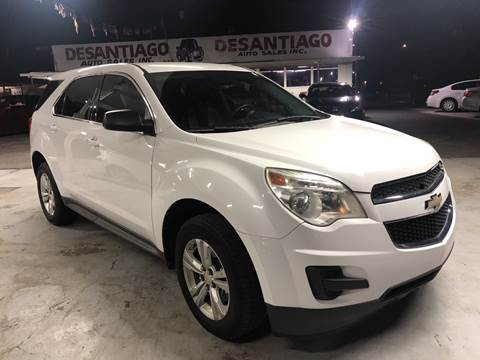 2012 Chevrolet Equinox for sale in Yuma, AZ
